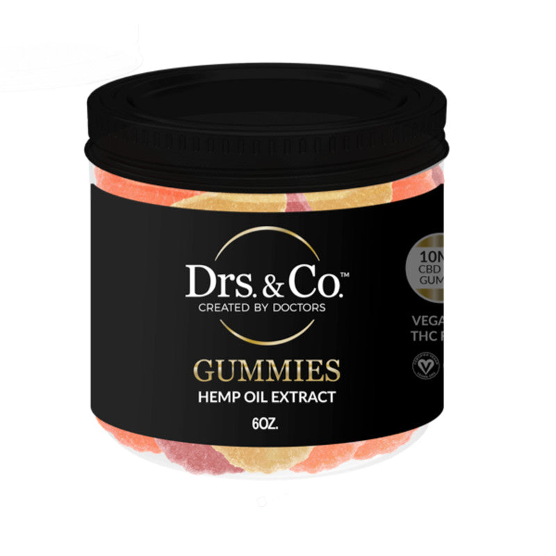 Gummies - Multi-Flavor - CBD Capsules & Pills Sweets