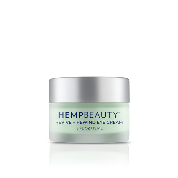 CBD Creams | Hemp Beauty - HempBeauty Revive+ Rewind Eye Cream .5oz/15ml
