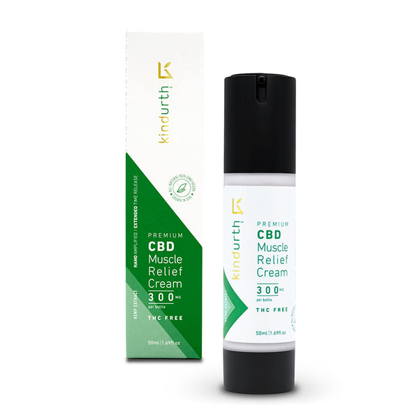 Premium CBD Cream - Nano Amplified - CBD Creams