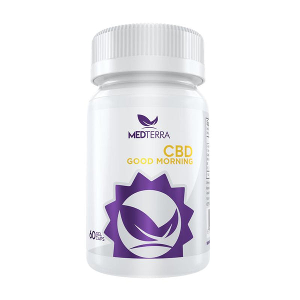 CBD Good Morning - CBD Capsules & Pills