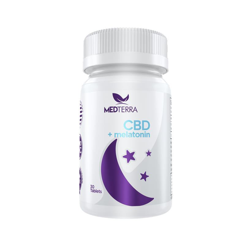 CBD Melatonin - CBD Capsules & Pills