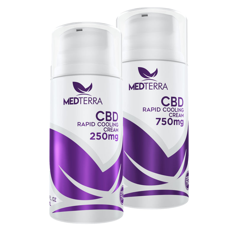 CBD Topical Cooling Cream