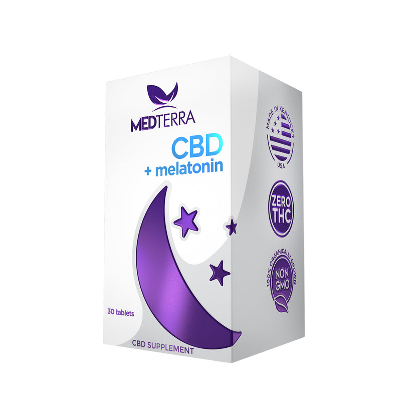 CBD Melatonin