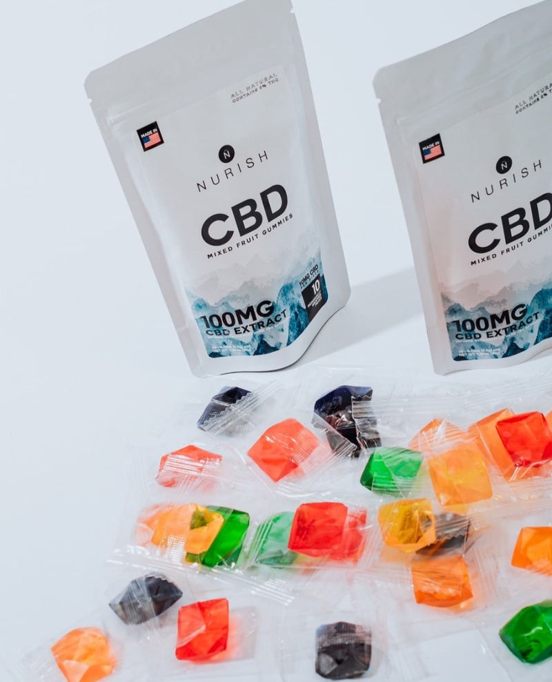 CBD 100mg Gummies