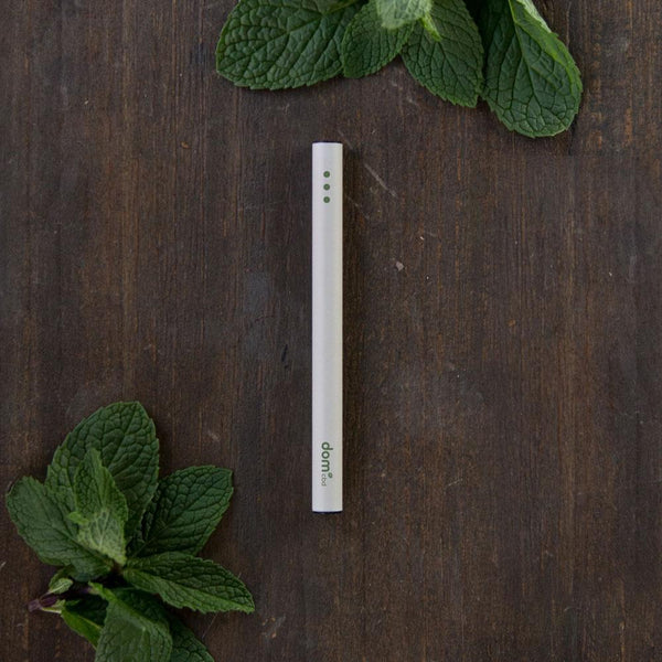 CBD Vape Pens | domCBD - Mint CBD Vape Pen Single