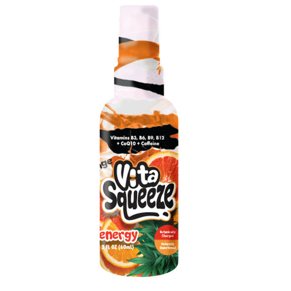 Vita Squeeze - CBD Beverages