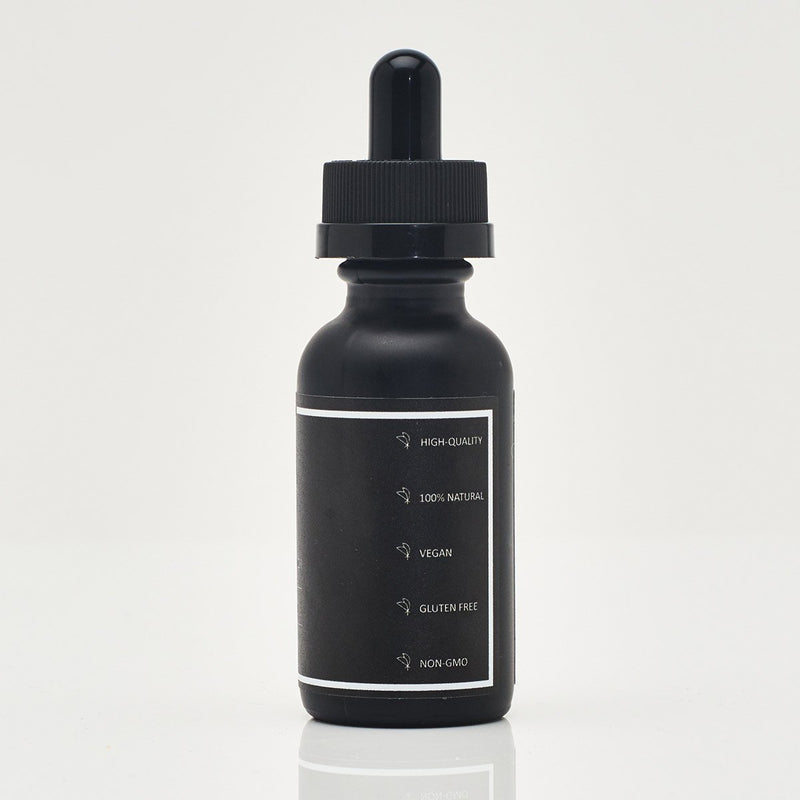Broad Spectrum CBD MCT Oil Drops With Ginger