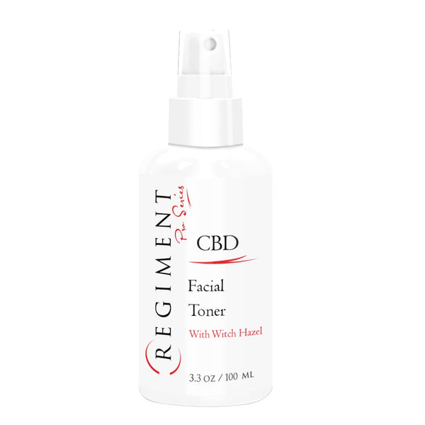 CBD Skincare | Regiment Pro Series - Facial Mist with Witch Hazel 85mg ISO CBD