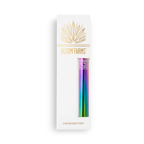 CBD Vape Pens | Bloom Farms CBD - Limited-Edition Vapor Battery Rainbow Pride