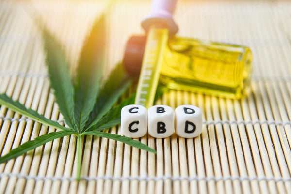 CBD oil, short for cannabidiol, doesn't contain enough THC to create a psychoactive effect.