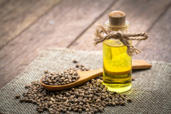 Hemp seed oil doesn't contain CBD.