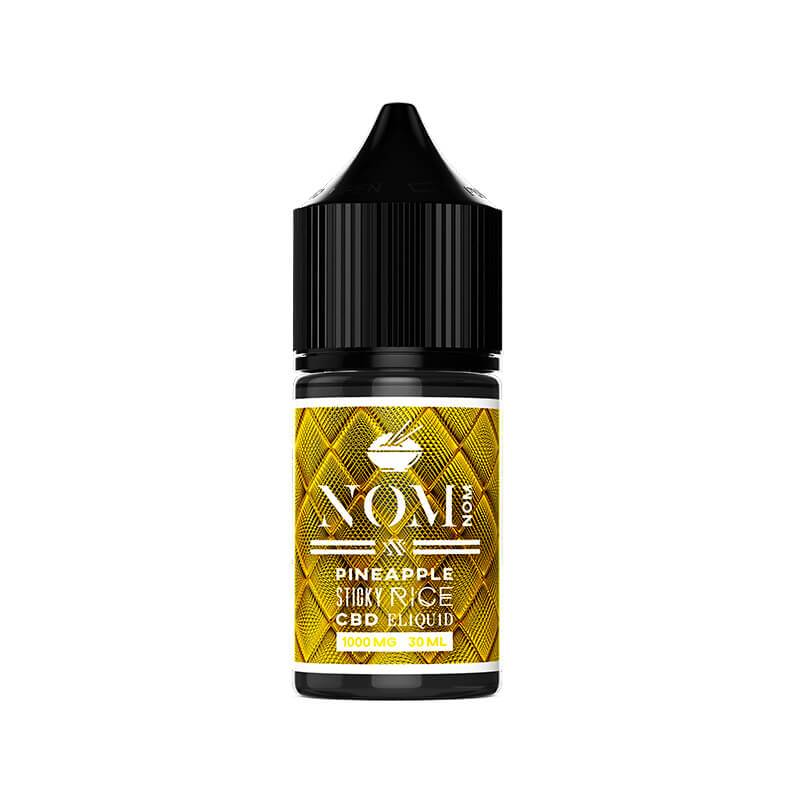 Goldleaf Spektrum - CBD Vape Juice - Pineapple Sticky Rice - 500mg-1000mg