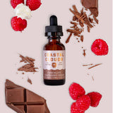 Coastal Clouds - CBD Tincture - Full Spectrum Chocolate Raspberry Cream - 750mg-1500mg