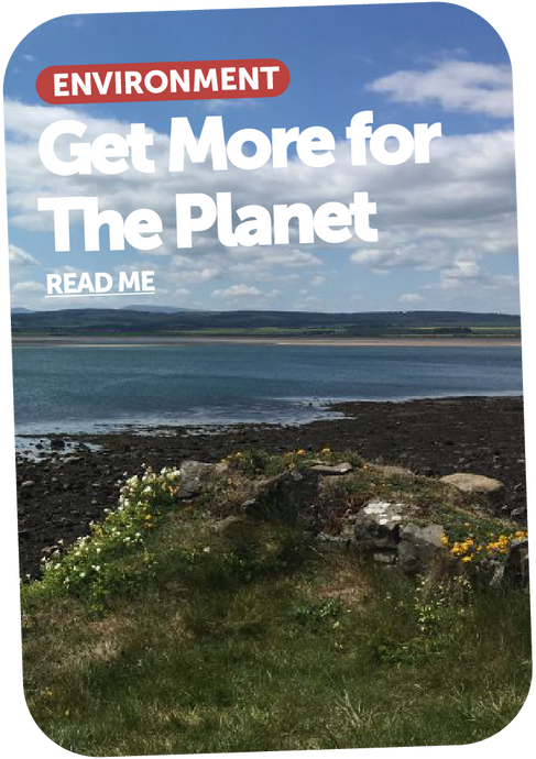 Get More for The Planet