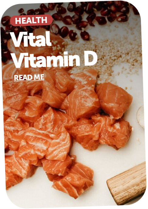 In The News: The importance of Vitamin D
