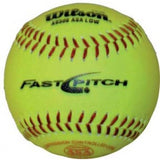 "11"" Fast Pitch Youth/Practice Softball-12 Pack"