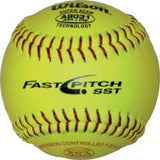 "12"" Fast Pitch League/Practice Softball-12 Pack"