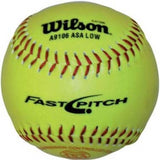"12"" Fast Pitch Youth/Practice Softball-12 Pack"