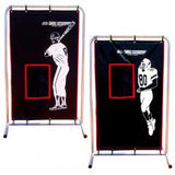 4'x6' Double Sided Youth Baseball/Softball/Football Pitching/Passing Target