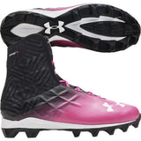 Under Armour Men's Highlight RM Pink Football Field Football Cleat