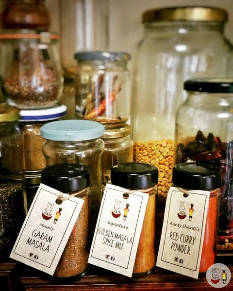 Indian Spice Blends (*)
