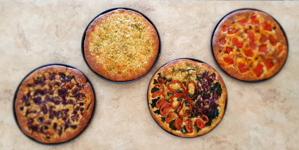 Focaccia Barese (choose your flavour!)