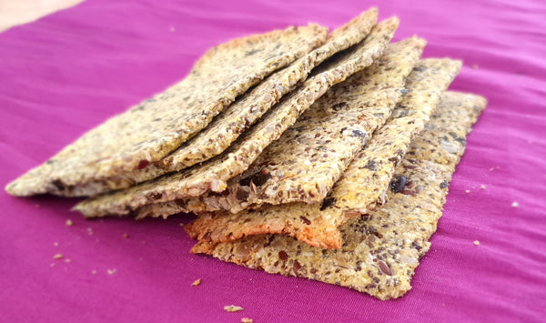 SuperSeed Crackers (*)