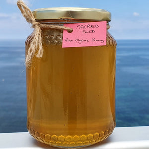 Raw Organic Honey (Linden Tree) (*)