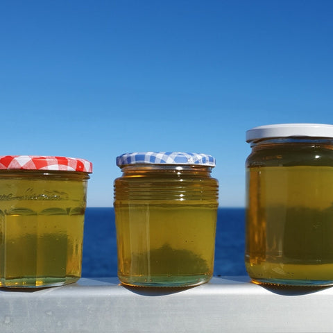 Raw Acacia Honey (*)