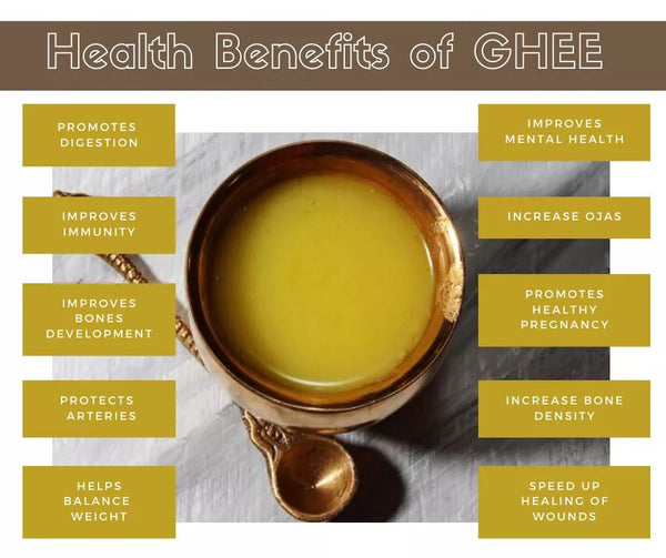 Grass Fed Ayurvedic Ghee