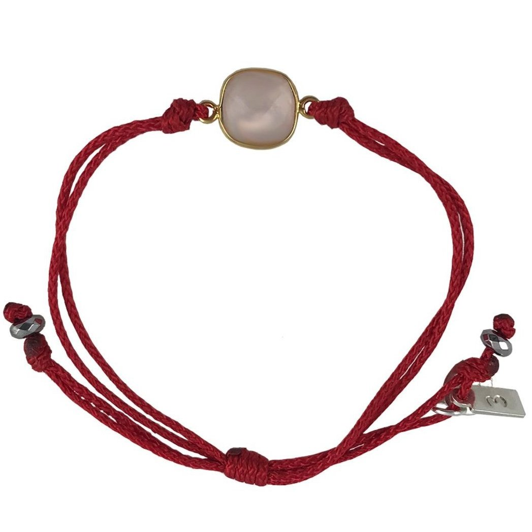 Maria's Rose Quartz Bracelet. LOVE - EMOTIONAL HEALING