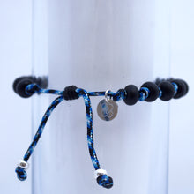 Load image into Gallery viewer, Black Onyx Bracelet. PERSEVERANCE - INNER STRENGTH