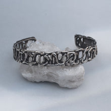 Load image into Gallery viewer, Unisex Sterling Silver Cuff
