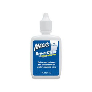 Mack's Dry-N-Clear Drops (1 oz bottle)