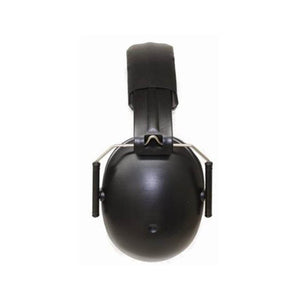 Baby Banz Junior Earmuff - Black