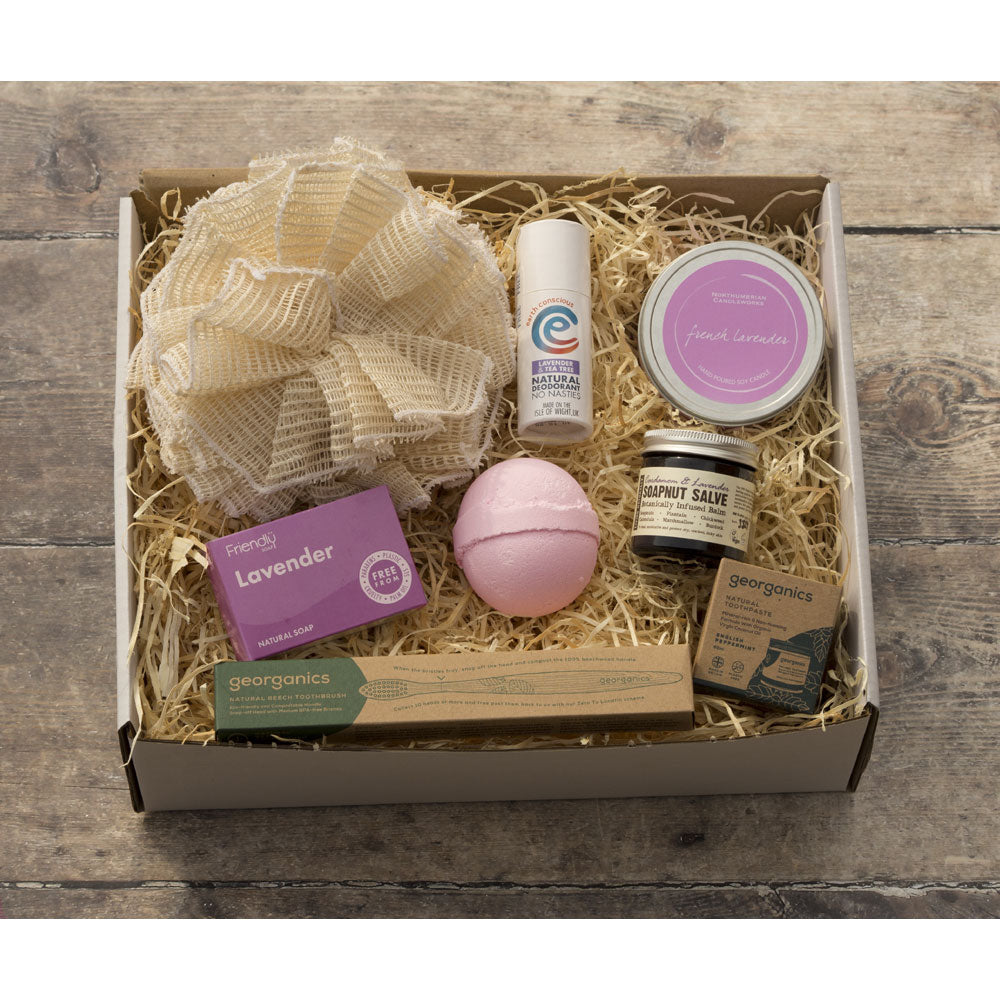 BATHROOM BLISS DELUXE GIFT SET