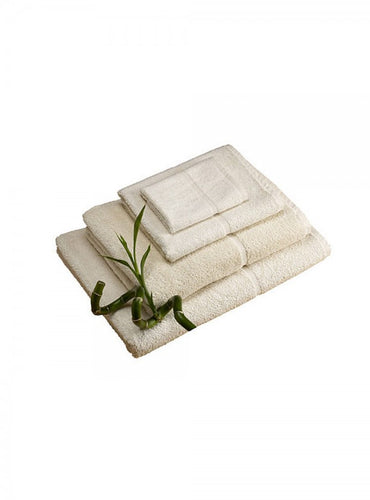 Bamboo Hand Towel - Natural