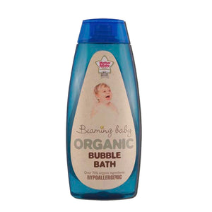 BEAMING BABY ORGANIC BABY BUBBLE BATH