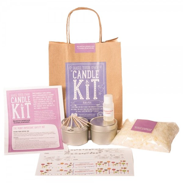 Make Your Own Candle Kit - Kids Kit