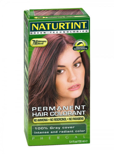 Naturtint Hair Colour Mahogany (7M)