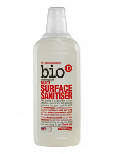 Bio-D Multi Surface Sanitiser