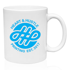 Blue HHP coffee mug