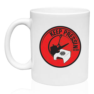 Red  HHP coffee mug