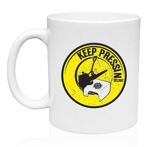 Yellow HHP coffee mug