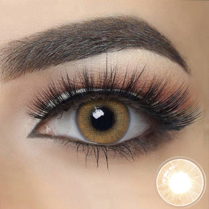 Barbie HAZELNUT Colored Contact Lenses