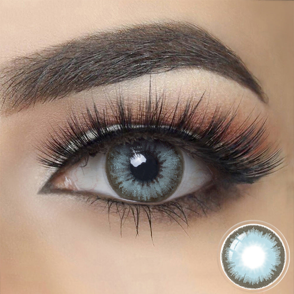 Diamond Colored Contact Lenses (7 Colors)