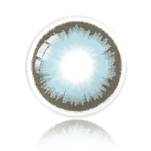 Diamond PACIFIC BLUE Colored Contact Lenses
