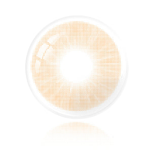 Hidrocor II HONEY BROWN Colored Contact Lenses