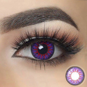 Load image into Gallery viewer, Nonno PURPLE Colored Contact Lenses