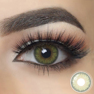 Symphony 3CON GREEN Colored Contact Lenses